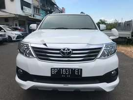 Fortuner TRD a/t G luxury 2012