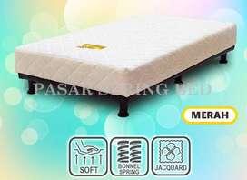 FreeOngkir Spring Bed Musterring Multibed Vienna T20Putih 90x200 No HB