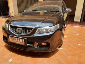 Honda Accord Euro 2004 Full Spec