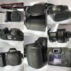 Canon 6D Wifi lensa 24-105 L F4