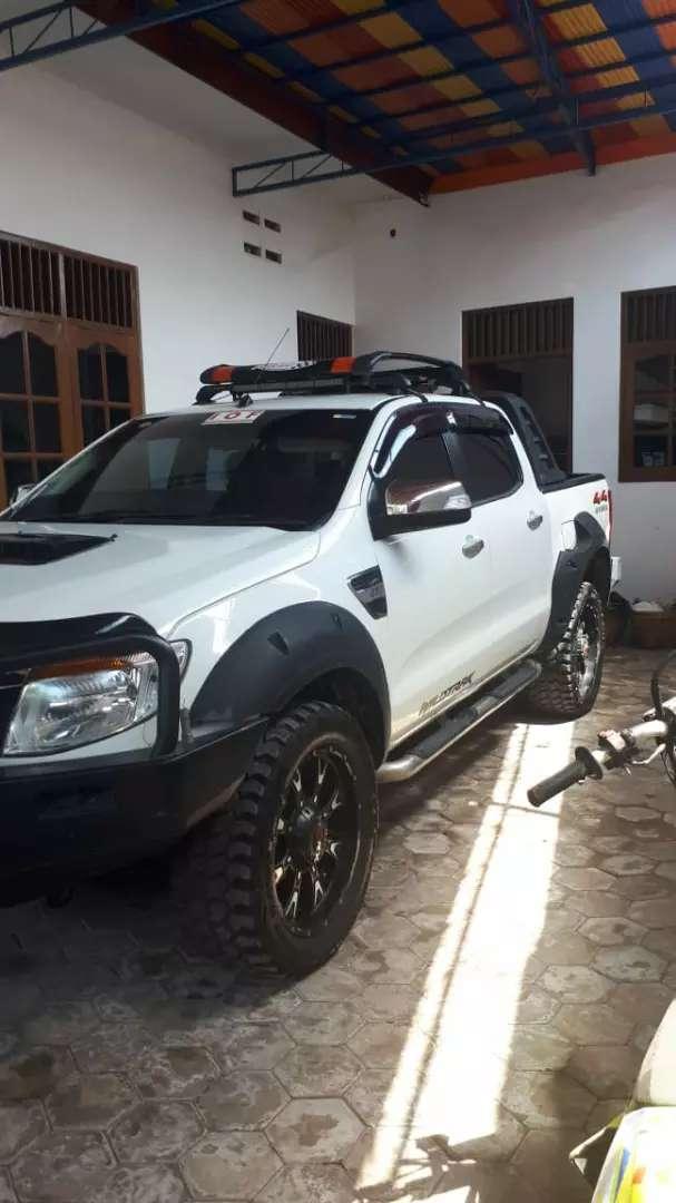 Ford ranger Xlt 2012 0