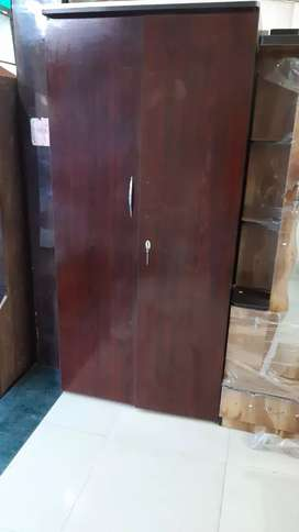Shri balaji furniture  2 door wardrobe just rs 4600