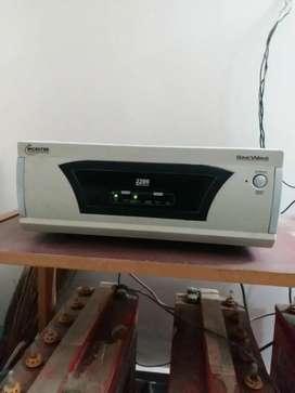 Rs 4000-Microtek Sinewave 2.2KW inverter