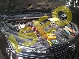 berfungsi untuk mengatur aliaran listrik di Mobil Dgn ISEO POWER