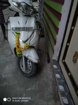Hero duet scooty is very good condition