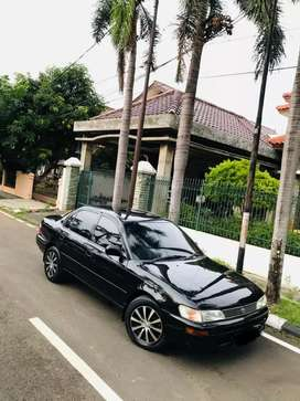 Great Corolla Hitam,Last Edition,TGN1 dr baru,Mulus, ex Manager Astra