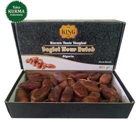 KURMA TUNIS TANGKAI 500gr King Deglet Nour Rutob