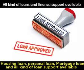 All kind of bank loans