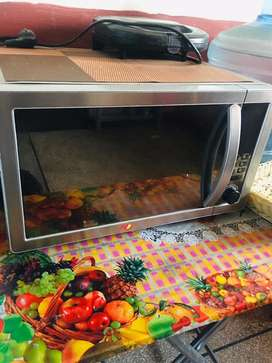 large size microwave & oven