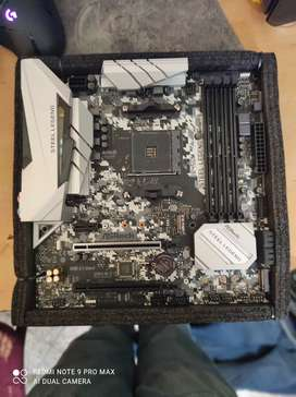 Asrock B450M motherboard new one