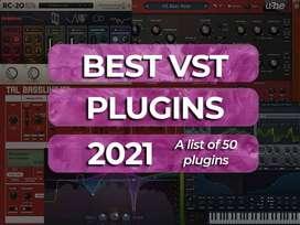 MUSIC SOFTWARE & VST PLUGINS