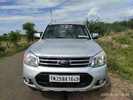 Ford Endeavour 2013 Diesel Good Condition