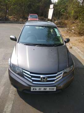 Honda City S, 2013, Petrol