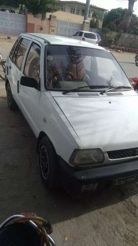Mehran 2005 very good Cng petrol