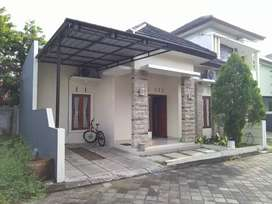 Rumah sewa minimalis dlm claster di banguntapan bantul dalam ringroad