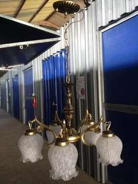 Hanging lamp, lampu gantung klasik