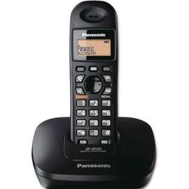 PANASONIC KX-TG3611BX - Telepon Wireless SECOND