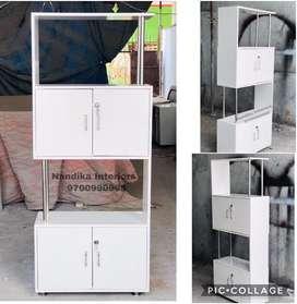 Latest designed book shelfs or corner tables center tables office tabl