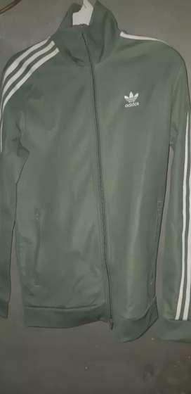 Adidas Tracktop Beckenbauer Green