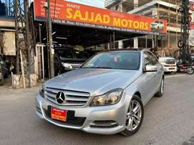 Mercedes C200 Sunroof Avantgarde Panaromic