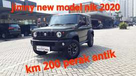 Suzuki Jimny 1.5 4Wd Manual 2020 nik20 New Model Hijau Original Km 200