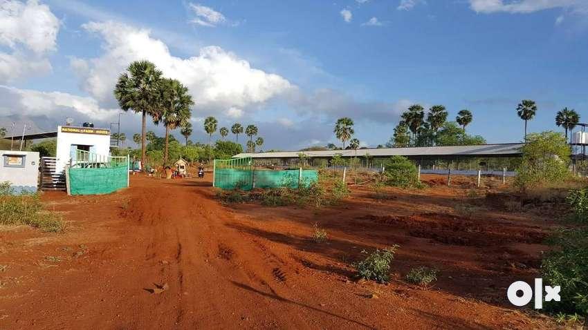 1 50 Acre Running Farm House 0
