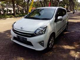 Toyota Agya G metik 2014