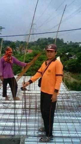 Mandor Bangunan Harian atau Borongan Jakarta, Bogor, Depok, tangerang