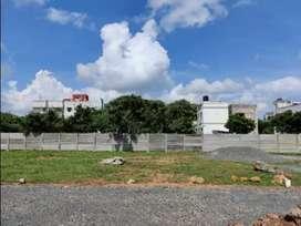 CMDA Approved villas plots in vandalur
