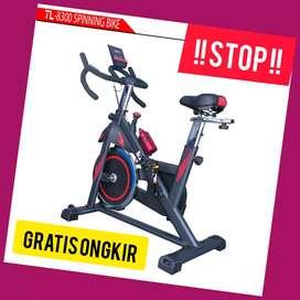 spinning bike total fitnes TL-8300 II W-890 II treadmill