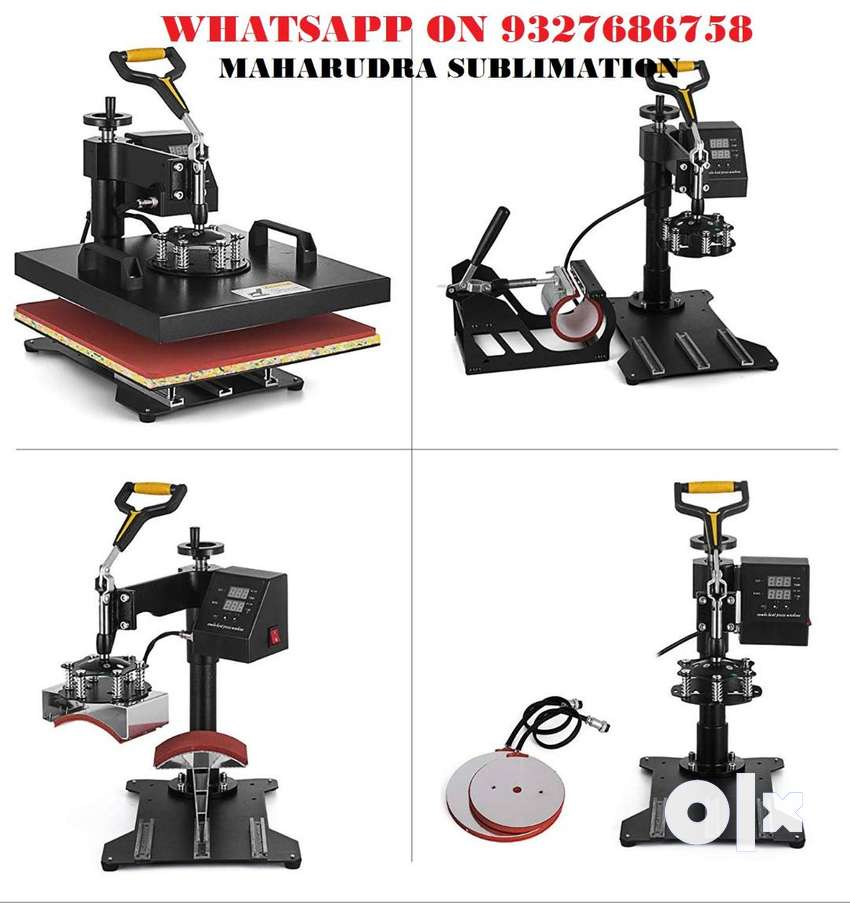 sports t shirt printing machine and heat press machine 0