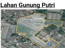 Tanah 3.5 hektar Citeureup Bogor