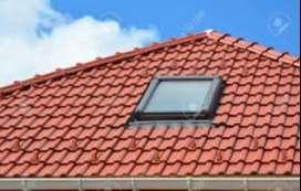 1BHK roof tile(oodu) house opp to Ganga Grandeur