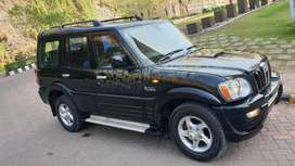 Mahindra Scorpio Adventure Edition 2WD, 2008, Diesel