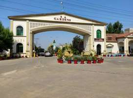 2 Marla commercial Sher Afghan SA Gardens Lahore 03 year installments