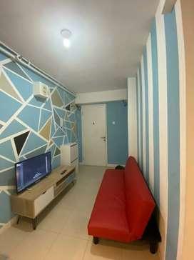 Disewakan 1BR Full Furnished di Apartemen Bassura City