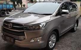 Inova Reborn Diesel'17 matic km 33rb Asli