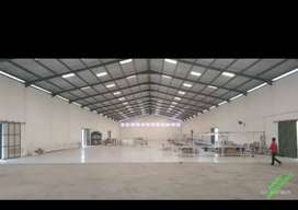 gudang ex pabrik dengan Luas tanah 4690m di SOLO jawa tengah