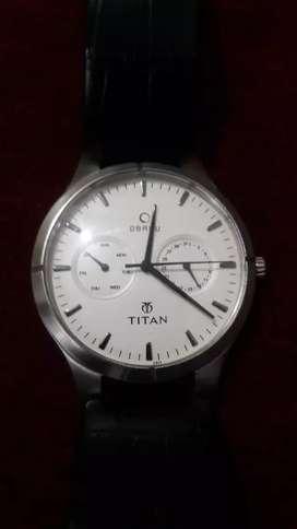 Brand New Titan Obaku classic elegant men's new watch