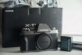 Kredit Fujifilm XT100 Body Only New Dp 85OK