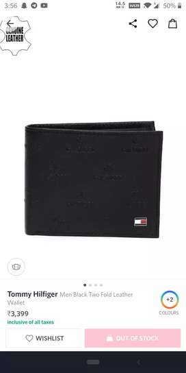 Tommy Hilfiger original wallet