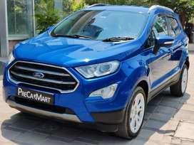 Ford Ecosport 1.5 Petrol Titanium Plus AT, 2018, Petrol