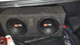 JBL JBL amplifier with Boofer