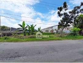 Tanah disewakan di Tasikmadu, Karanganyar