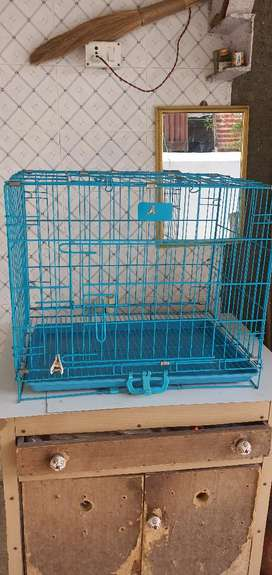 Cat cage available for sale