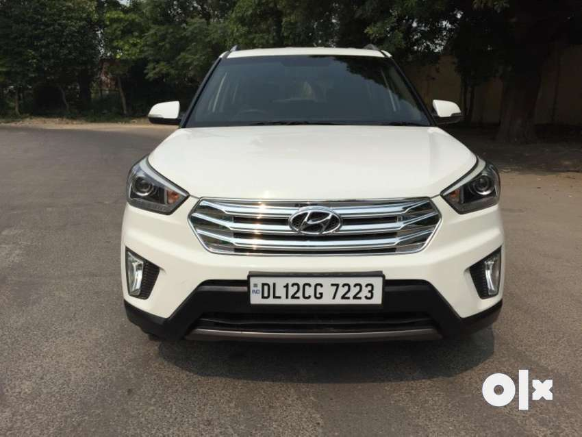 Hyundai Creta 1.6 SX Plus, 2015, Petrol 0
