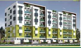1397 Sft 3BHK Flats are available for sale at  S A colony, Tolichowki