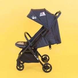 Stroller Cocolatte X We Bare Bear