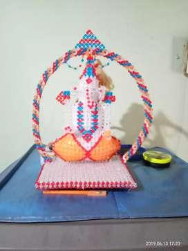Crystal  moti Ganesha
