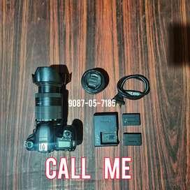 Canon  Camera Rent